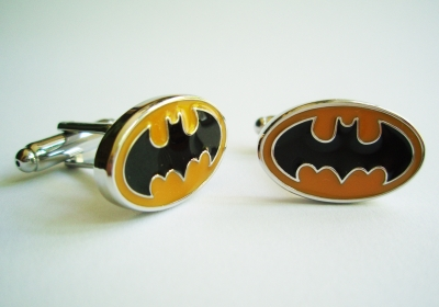 """""""Batman"""" Cufflinks"""