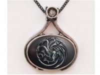"""Game of Thrones Targaryen"" Pendant"