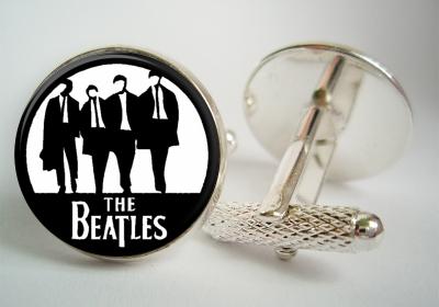 """The Beatles"" Cufflinks"
