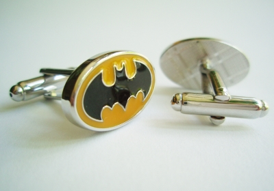 """Batman"" Cufflinks"