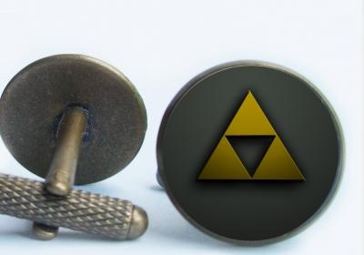 """""""The Legend of Zelda"""" Cufflinks"""