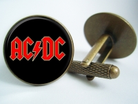 """AC/DC"" Cufflinks"