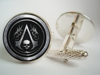 """Assassin's Creed"" Cufflinks"