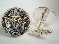 """""""BioShock"""" Cufflinks"""