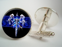 """WarCraft Frostmourn"" Cufflinks"