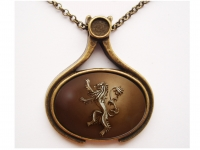 """Game of Thrones Lannister"" Pendant"