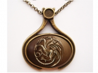 """Game of Thrones Targaryen"" Pendant"