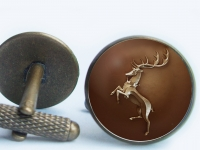 """Game of Thrones Baratheon"" Cufflinks"