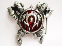 """Warcraft Horde"" Buckle"