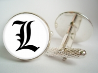 """Death Note L"" Cufflinks"