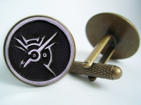 """""""Mark of the Outsider Dishonored"""" Cufflinks"""