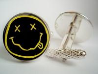 """Nirvana Logo"" Cufflinks"