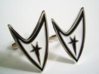 """Star Trek"" Cufflinks"