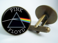 """Pink Floyd The Dark Side of The Moon"" Cufflinks"