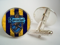 """Ravenclaw Harry Potter"" Cufflinks"