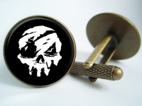 """Sea Of Thieves Skull"" Cufflinks"