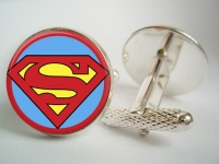 """Superman"" Cufflinks"