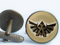 """The Legend of Zelda"" Cufflinks"