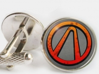 """Borderlands"" Cufflinks"